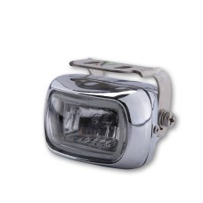 Фара дополнительный свет Fog lights, прямоугольная, ? 78мм