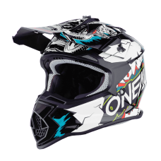 Шлем кроссовый O'NEAL 2Series YOUTH VILLAIN, детский