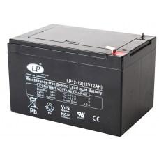 Аккумулятор Landport LP12-12, 12V, AGM