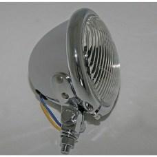 Фара основной свет BATES STYLE 4 1/2, круглая, Ø 115мм