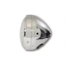 Фара основной свет (5 3/4 дюйма) хром, круглая, Ø 165мм