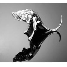 Декоративная статуэтка на крыло Angry Rat fender
