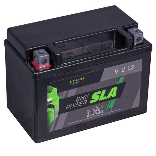 Аккумулятор intAct IS YTZ12-S, 12V, SLA