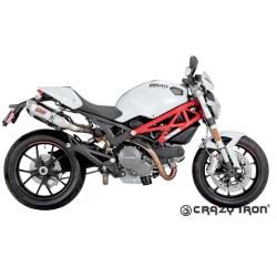 Защита для мотоцикла, правда или вымысел?