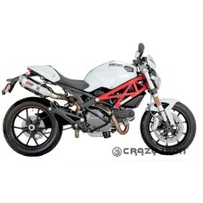 CRAZY IRON Дуги Ducati Monster 696, 796