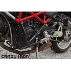 CRAZY IRON Дуги Ducati Monster 600; 620; 695; 750; 800; 900; 900S; S2R; S2R 1000