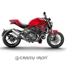 CRAZY IRON Дуги Ducati Monster 1200