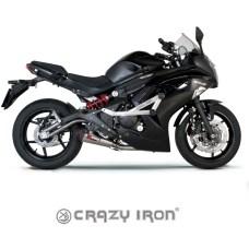 CRAZY IRON Защита RACE RAIL KAWASAKI Ninja 650R, ER-6F `12-`16, Ninja 400 `14-`17