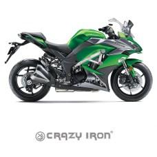CRAZY IRON Защита RACE RAIL KAWASAKI Z1000SX, Ninja 1000 `11-`19